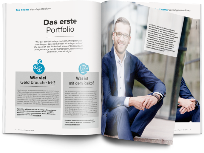 Consorsbank | Printmagazin