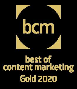 BCM Logo Gold