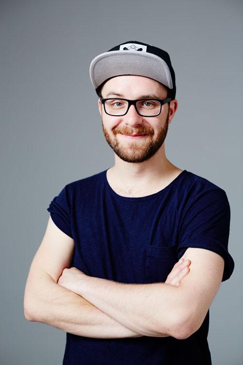 Portrait von Mark Forster