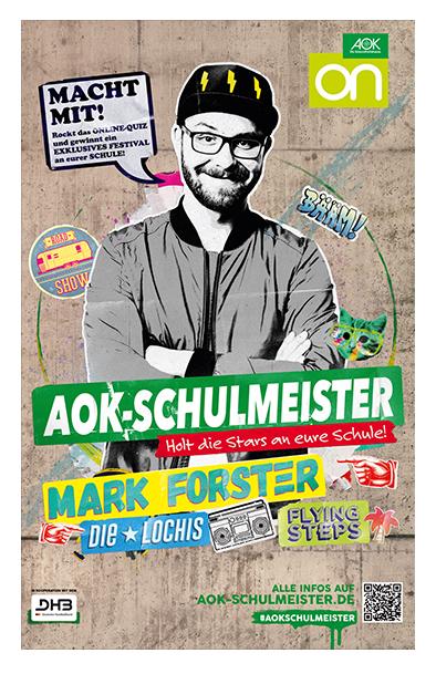 Poster Mark Forster