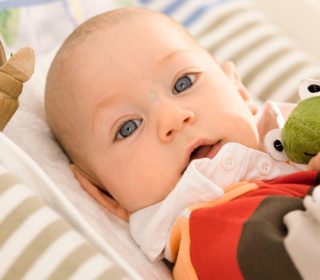 Baby |wdv Content That Cares Titelbild Zielgruppe junge Familie