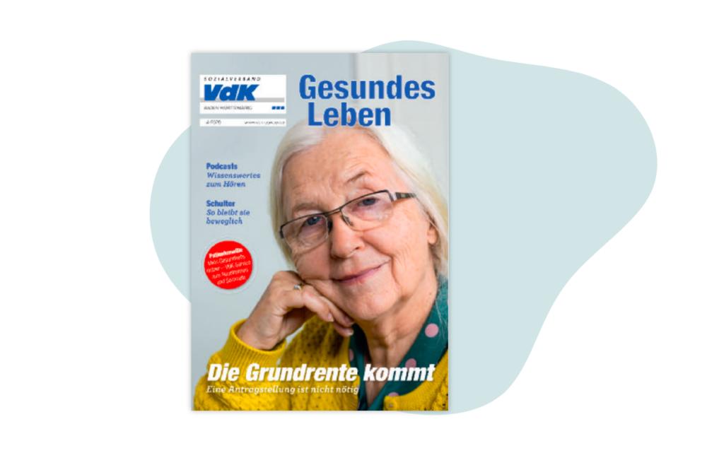Magazin VdK Gesundes Keben | Mediadaten