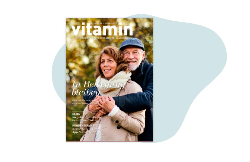 Magazin vitamin | Mediadaten