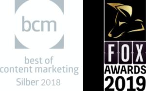 bcm & Fox-Awards: Gewinne für vigo